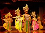 Thai Traditional Dance A Lakhon performance of the Ramakien