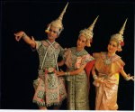 RabamThai The Royal Thai traditional dance